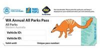 Pakr Pass Logo