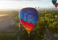 Hot ballooning
