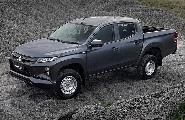 Car running costs 2020 2WD ute Mitsubishi Triton
