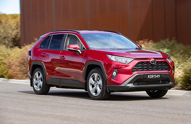 Car running costs 2020 medium SUV Toyota RAV4