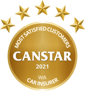 CANSTAR 2020 - Most Satisfied Customers - Car Insurer - WA_Ol