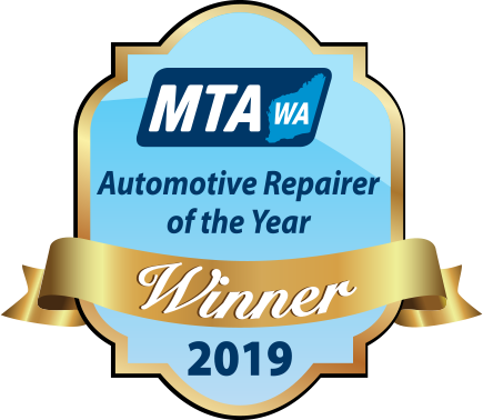 Motor Trade Association WA Automotive Repairer of the Year 2019