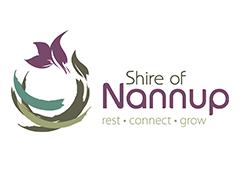 Nannup shire logo