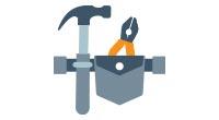 RAC home services Tool belt